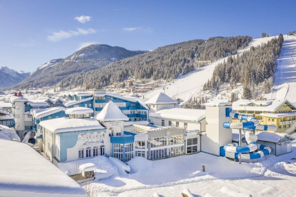 Hotel Lacknerhof im Winter