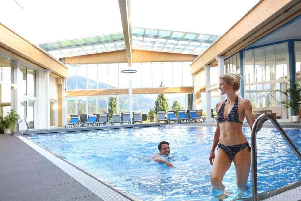 Hotel Hallenbad Schlosshotel Lacknerhof