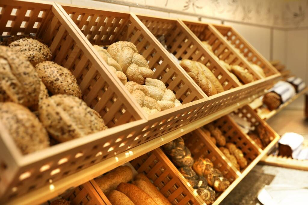 Mehr als 20 Brotsorten im Hotel Lacknerhof