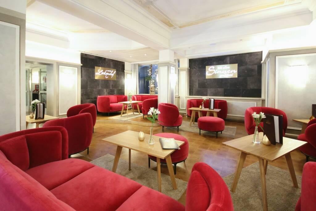 Relax Lounge zum Chillen